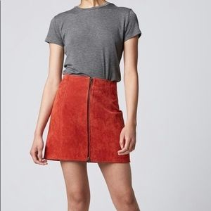 Blank NYC Redwood Skirt - New w/o tags